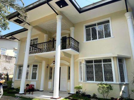 5BR Unfurnished House at Bel Air Village 3