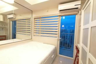 1BR Fully Furnished with Balcony at Shell Residences