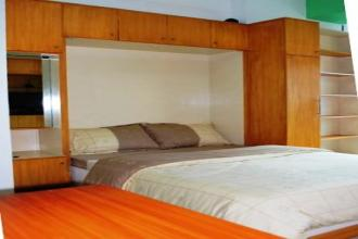 Studio Type Fully Furnished Unit for rent at Fort Palm Spring