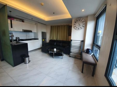 Fully Furnished 1 Bedroom with Nice View in ADB Avenue Tower
