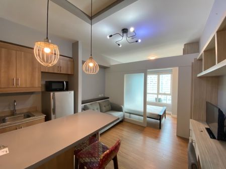 Nicely Renovated 1BR Unit with Storage Space at Grand Midori