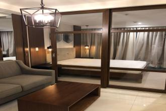 Brand New Fully Furnished 1 Bedroom at Uptown Residences BGC