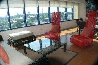Fully Furnished Bi Level Unit at One Rockwell West Tower