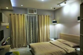 Furnished Studio with Fiber Optic Internet near Ayala Center