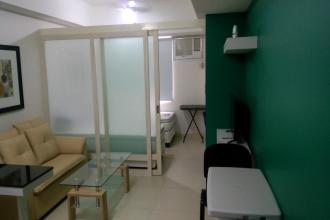 Fully Furnished Studio Unit with Parking at The Lerato Makati