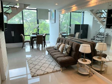 1BR Fully Furnished Unit with Parking at Bellagio Towers