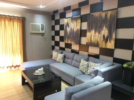Fully Furnished 3BR for Rent in Elizabeth Place Makati
