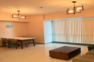 Furnished 2 Bedroom with Parking in One Uptown BGC