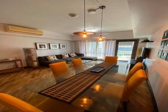 Fully Furnished 2 Bedroom Unit at Joya Lofts and Towers for Rent