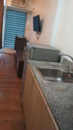 Fully Furnished Studio Unit in The Linear Makati