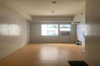 Semi Furnished Studio Unit in One Archers Place Taft DLSU