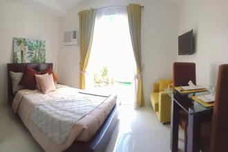Fully Furnished Studio at Bamboo Bay Community for Rent