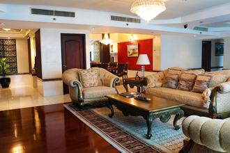 Rent 2BR 2 Parking with Service Quarters and Study Room Makati