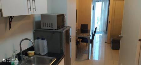 1 Bedroom Condo at Jazz Residences in Makati with Balcony