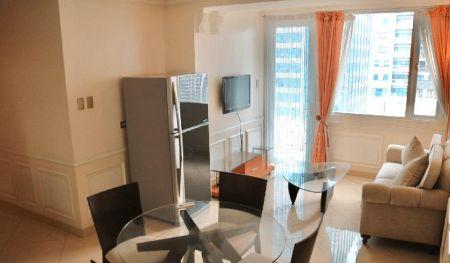 2BR Condo for Rent in Seibu Tower BGC Bonifacio Global City