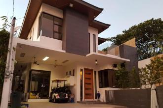 4BR Semi Furnished Bi Level House at Ayala Ferndale Homes QC
