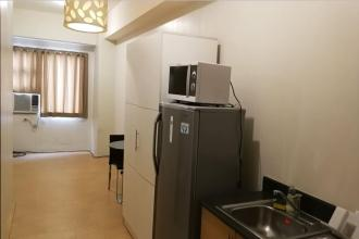 Fully Furnished Studio for Rent in One Archers Place near DLSU