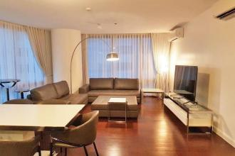 2BR Corner Unit with Parking at The Suites at One Bonifacio High