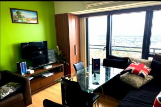 1BR Furnished with Balcony at Knightbridges Residences Makati