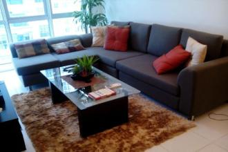 Fully Furnished 1BR Unit in Blue Sapphire Residences for Rent