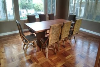 4 Bedroom Den Renovated House for Rent in Alabang