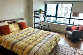 Fully Furnished Studio Unit at Edades Tower for Rent