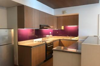 Spacious Luxury 1BR Unit with Balcony at St Francis Shangrila