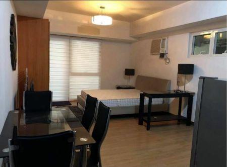 Fully Furnished Studio for Rent in Celadon Park