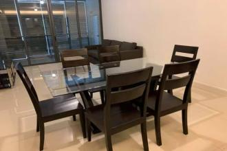 Fully Furnished 2BR for Rent in Arca South Taguig