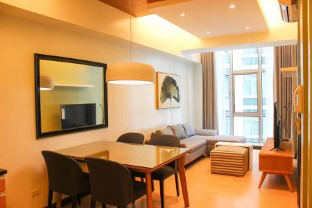 1BR Condo For Lease in Blue Sapphire Residences BGC