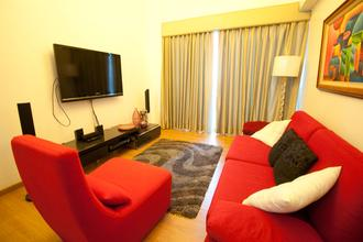 1BR Fully Furnished at St. Francis Shangri-La Place Ortigas