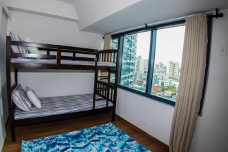 Fully Furnished 1BR for Rent in The Rise Makati