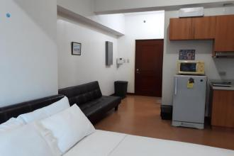 Fully Furnished Studio for Rent in The Malayan Plaza Ortigas Pasi