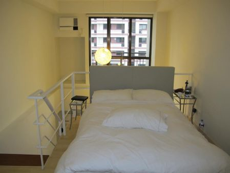 Fully Furnished 1 Bedroom Unit at Grand Soho Makati for Rent