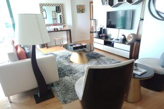 Fully Furnished 3 Bedroom Unit for Rent at Park Terraces