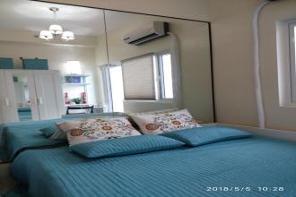 1BR Penthouse Fully Furnished with Balcony in Breeze Residences
