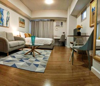 Fully Furnished Studio Unit at Two Maridien for Rent