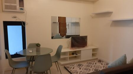 1BR Fully Furnished at the Sapphire Bloc