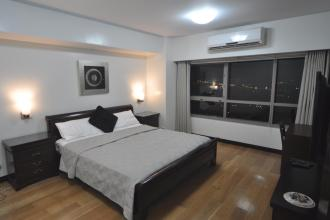 Semi Furnished 3 Bedroom at The Residences At Greenbelt