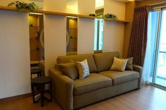 Fully Furnished 1BR at St Francis Shangri La Place for Rent