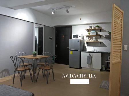 Fully Furnished 1 Bedroom Avida Cityflex BGC