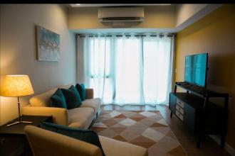 1BR Luxury Furnished with Balcony and Parking at Two Maridien