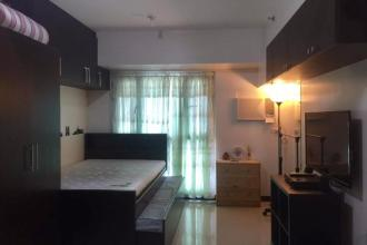 Fully Furnished Studio Unit for Rent at Axis Residences Pioneer