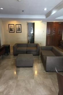Fully Furnished 3BR for Rent in Two Lafayette Square Makati