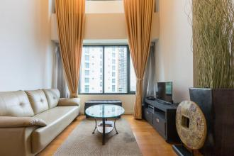 Fully Furnished 1 Bedroom Unit at One Rockwell for Rent