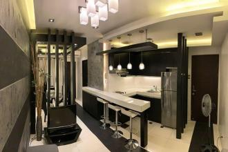 Interior Designed 1BR Unit for Rent at Grand Hamptons Taguig