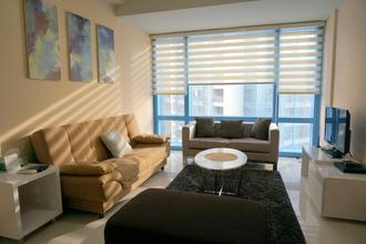 Fully Furnished 1BR Unit at Two Central Salcedo Village Makati
