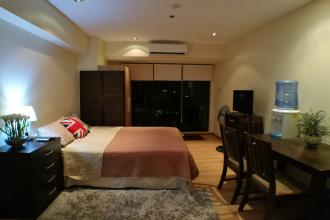 Fully Furnished Studio for Rent in Knightsbridge Residences Makat