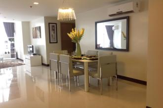 Fully Furnished 2BR with Parking for Rent at One Central