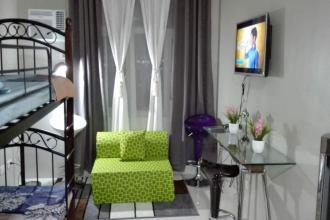 Fully Furnished Studio for Rent at Vista Taft beside DLSU